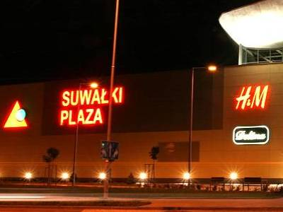 Galeria PLAZA w Suwałkach